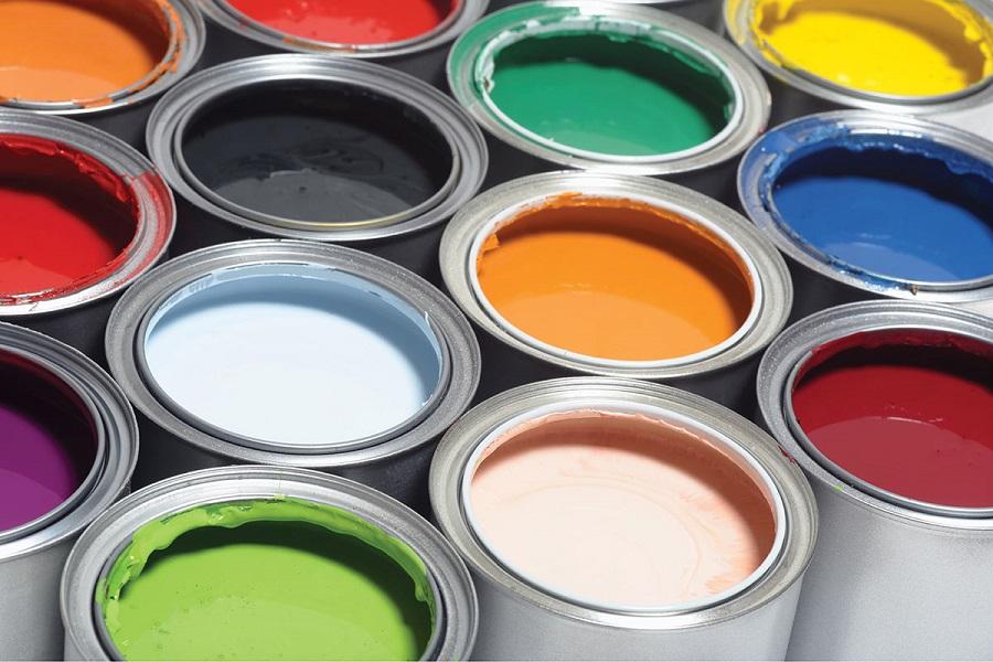 Billig maling stiger i popularitet på nettet