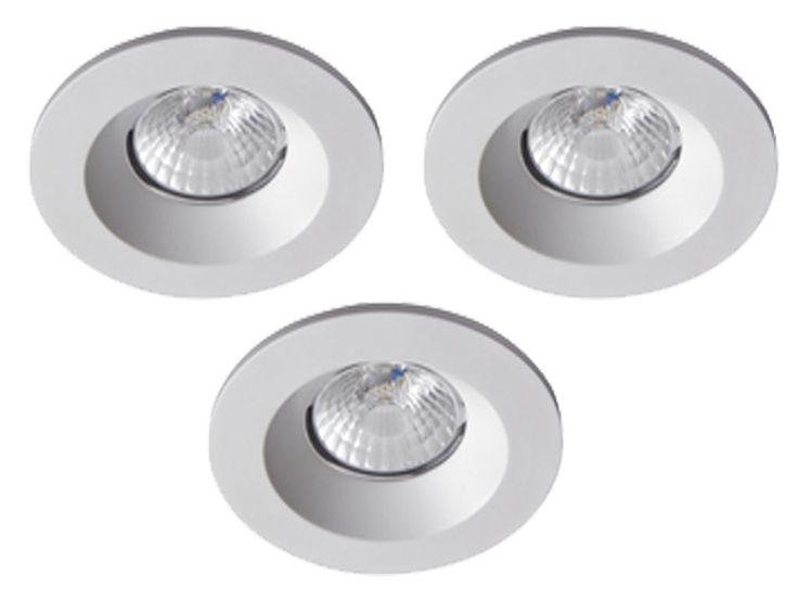Store besparelser på LED indbygningsspots online