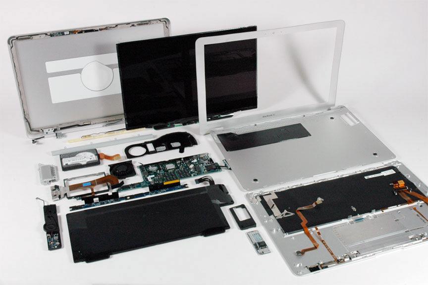 Bestilling af Mac reparation foregår online